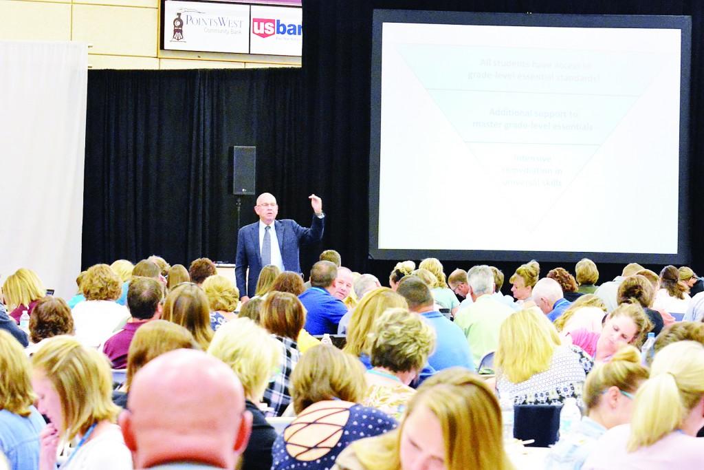 The Torrington Telegram   Collegial vs. classroom time: District seeks solutions