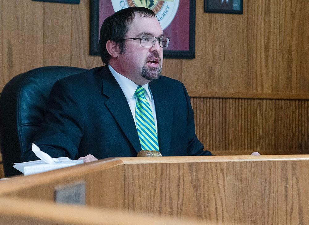 The Torrington Telegram   County to explore internal audit process